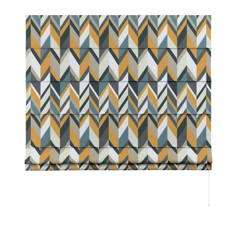 Capri roman blind in collection Vintage 70's, fabric: 143-56
