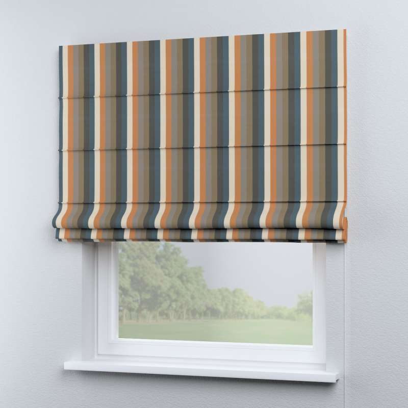 Capri roman blind in collection Vintage 70's, fabric: 143-58