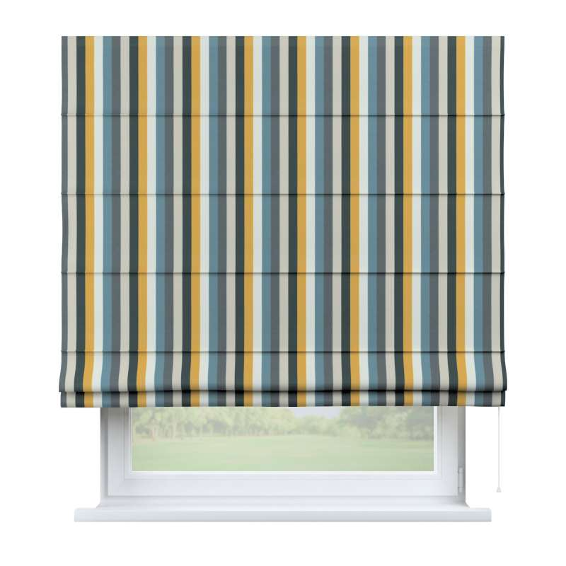Capri roman blind in collection Vintage 70's, fabric: 143-59