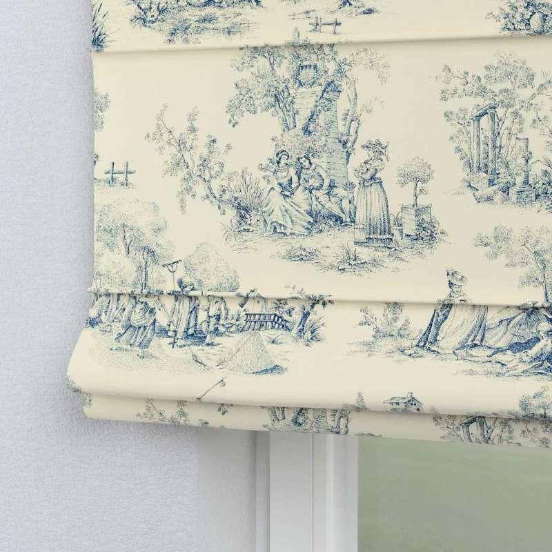 Capri roman blind in collection Avinon, fabric: 132-66