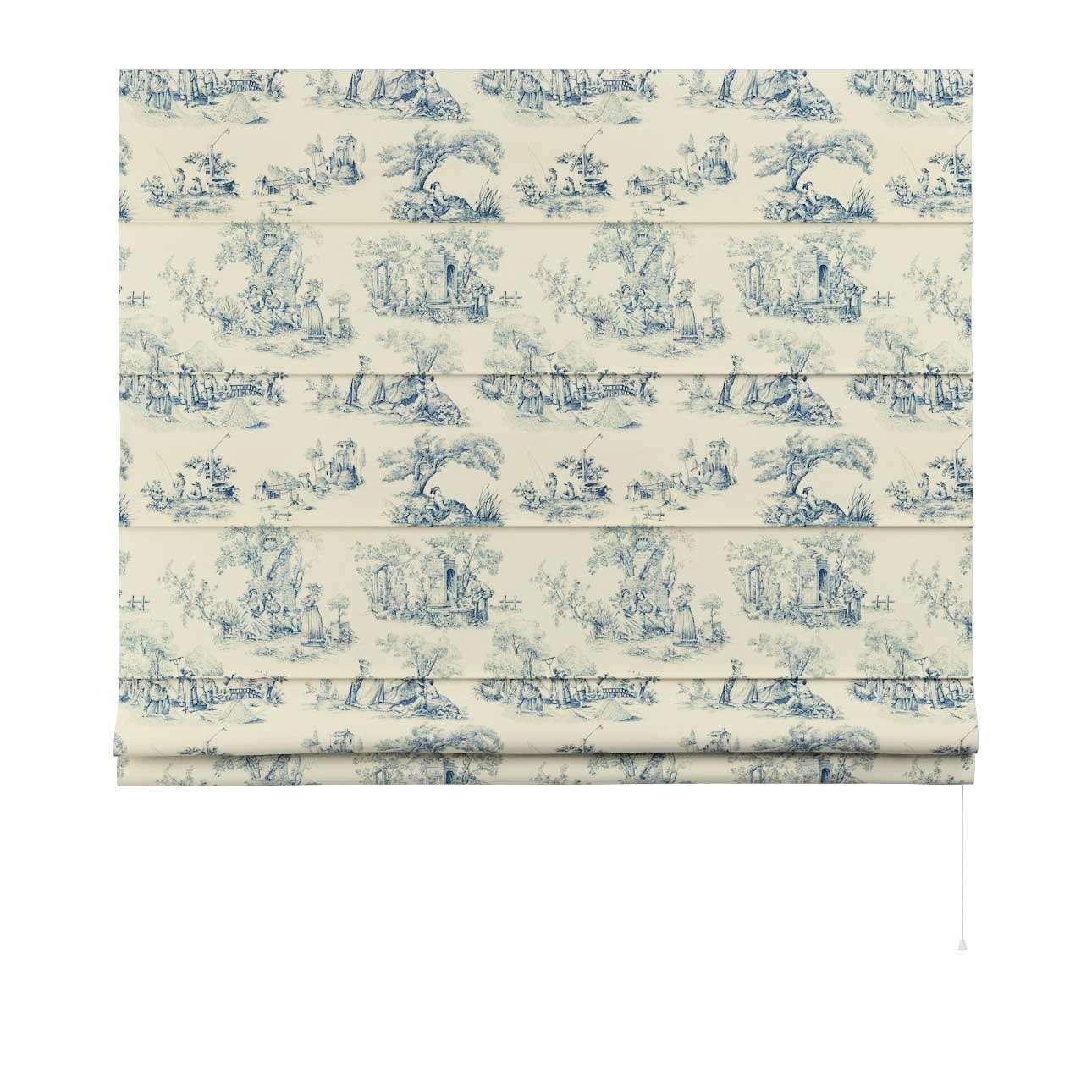 Liftgardin Capri<br/>Uten volang 80 × 170 cm fra kolleksjonen Avinon, Stoffets bredde: 132-66