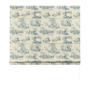 Foldegardin Capri<br/>Uden flæsekant 80 x 170 cm fra kollektionen Avinon, Stof: 132-66