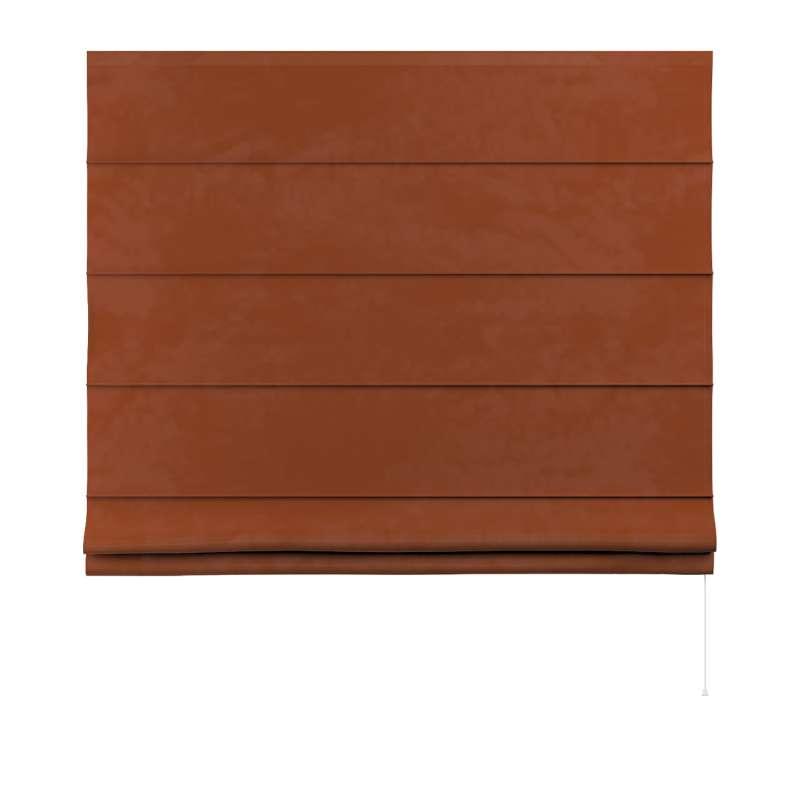 Capri roman blind in collection Velvet, fabric: 704-33