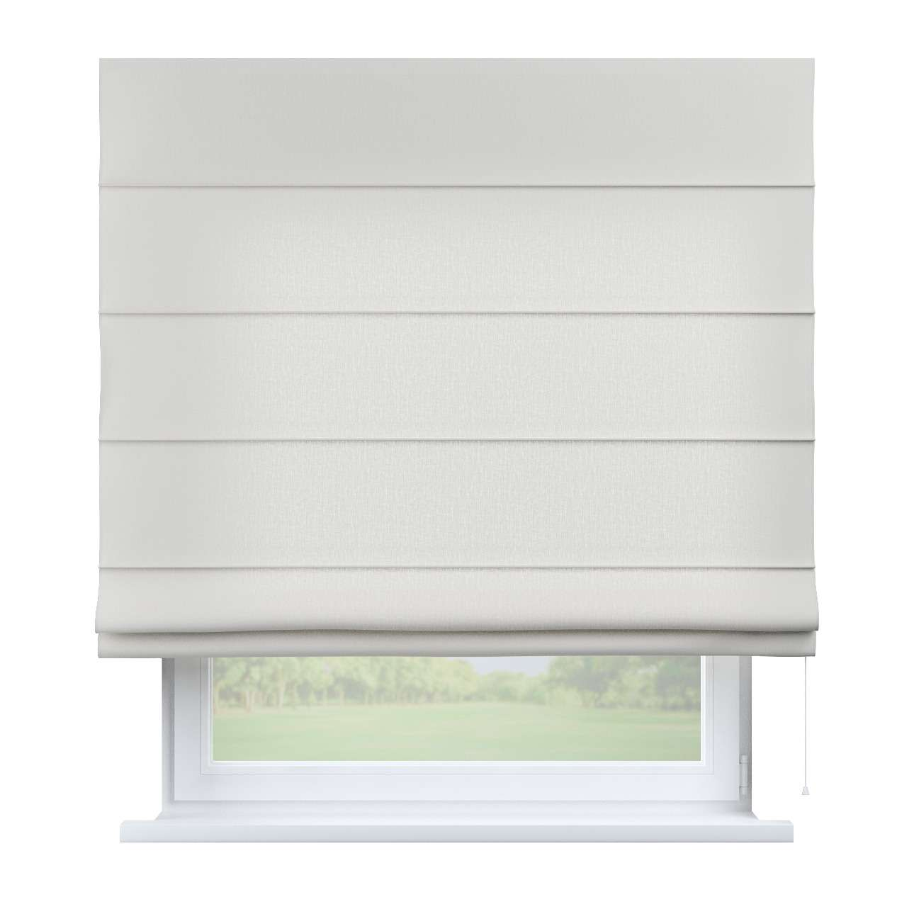 Billie roman blind in collection Nature, fabric: 159-06
