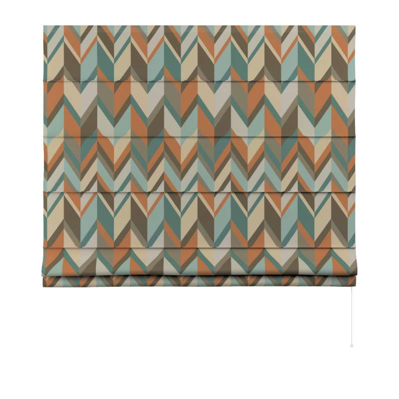 Capri roman blind in collection Vintage 70's, fabric: 143-62