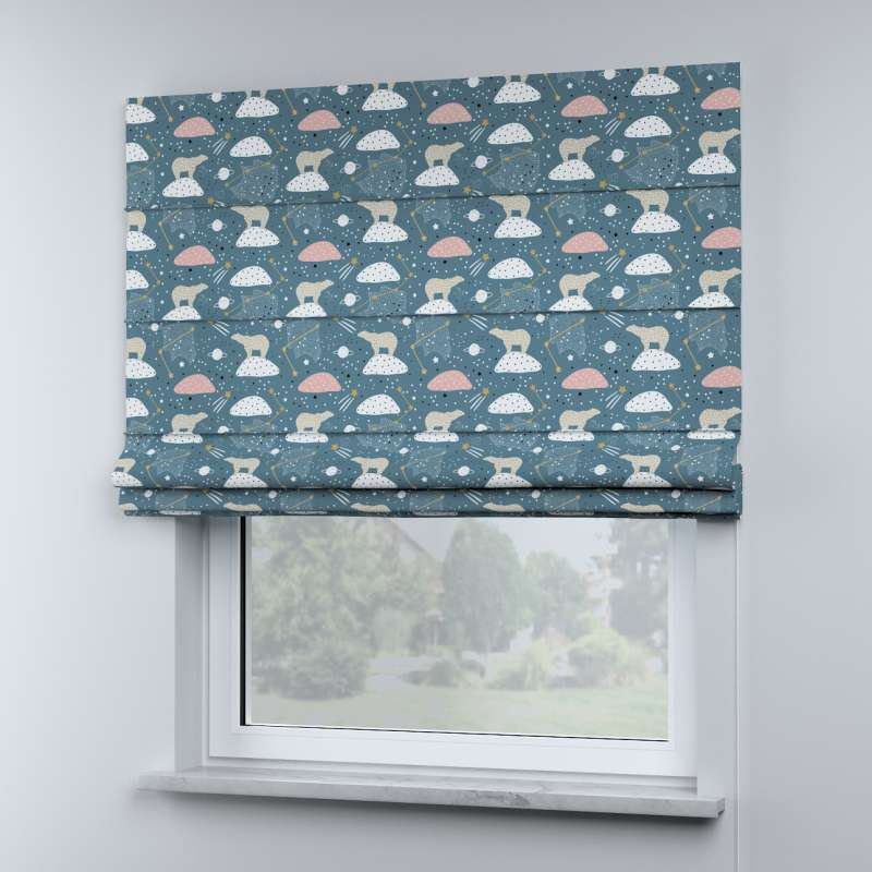 Billie roman blind in collection Magic Collection, fabric: 500-45
