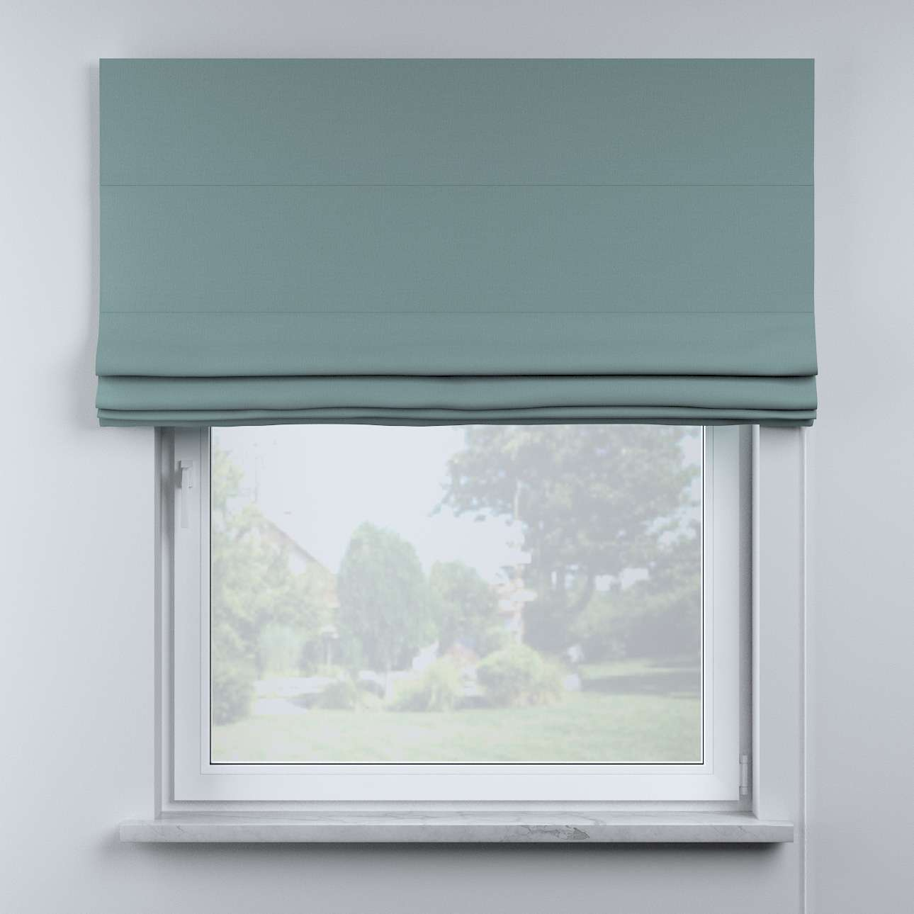 Billie roman blind in collection Cotton Story, fabric: 702-40