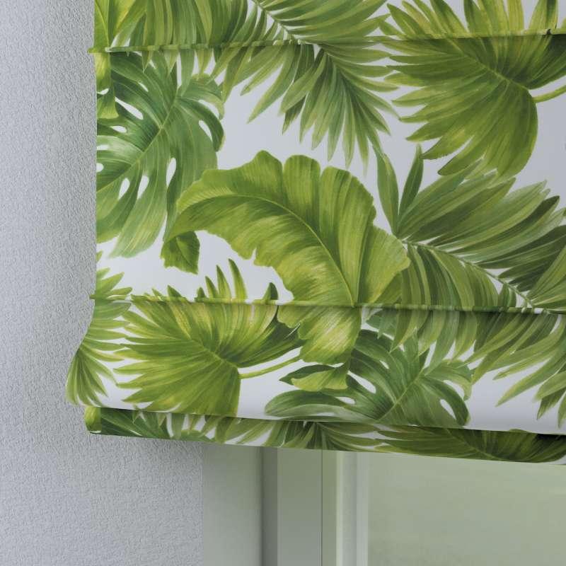 Capri roman blind in collection Tropical Island, fabric: 143-63