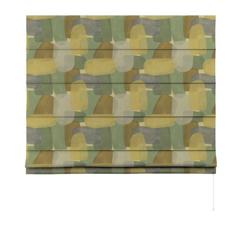 Capri roman blind in collection Vintage 70's, fabric: 143-72