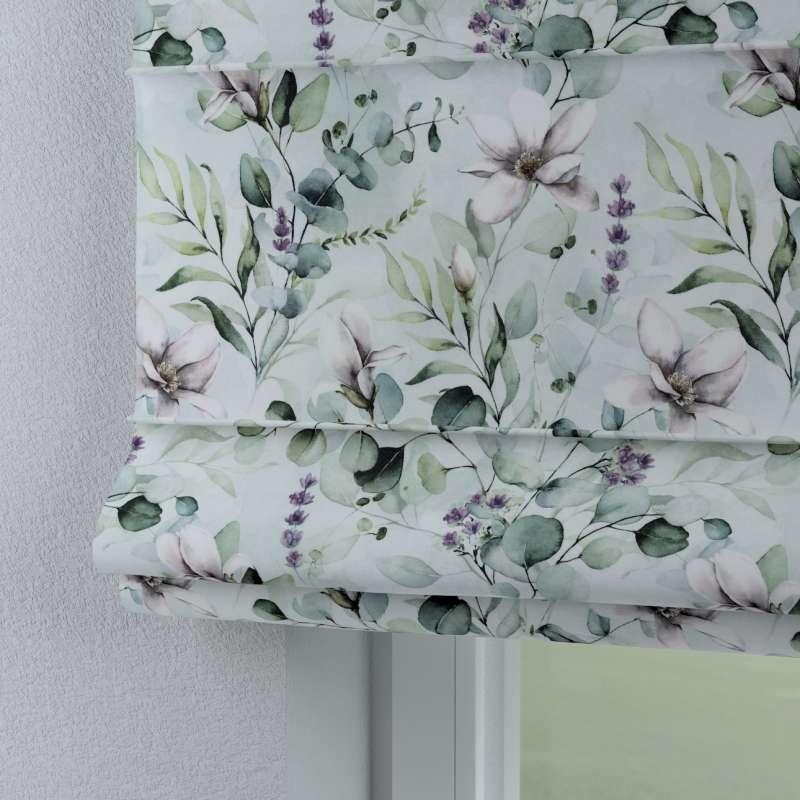 Laskosverho Capri<br/>Läpinäkyvä ja imentävät mallistosta Flowers, Kangas: 143-66