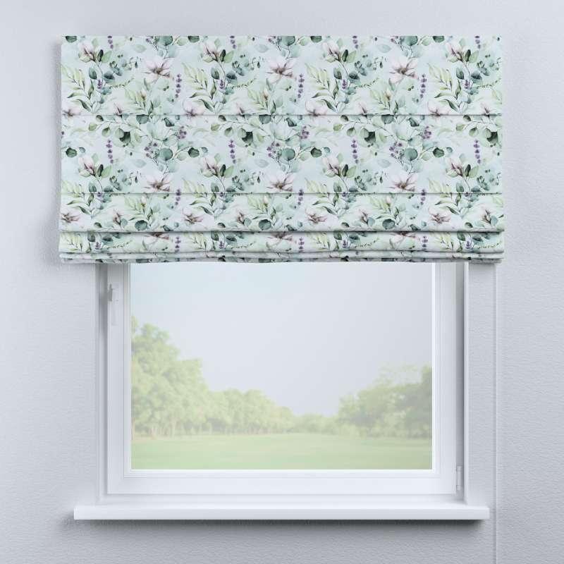 Foldegardin Capri<br/> fra kollektionen Flowers, Stof: 143-66