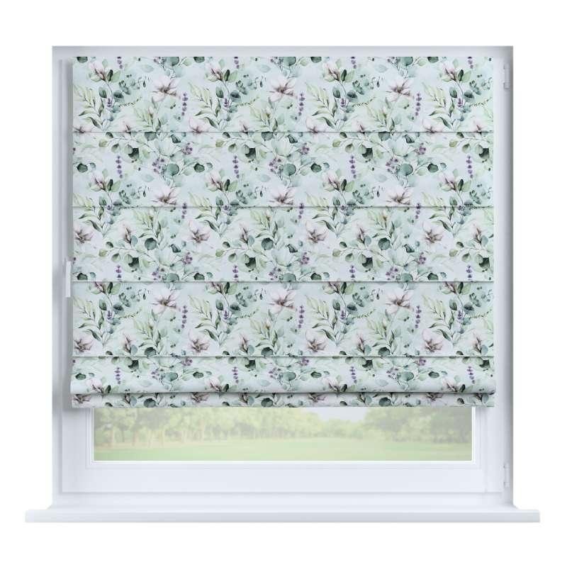 Raffrollo Capri von der Kollektion Flowers, Stoff: 143-66