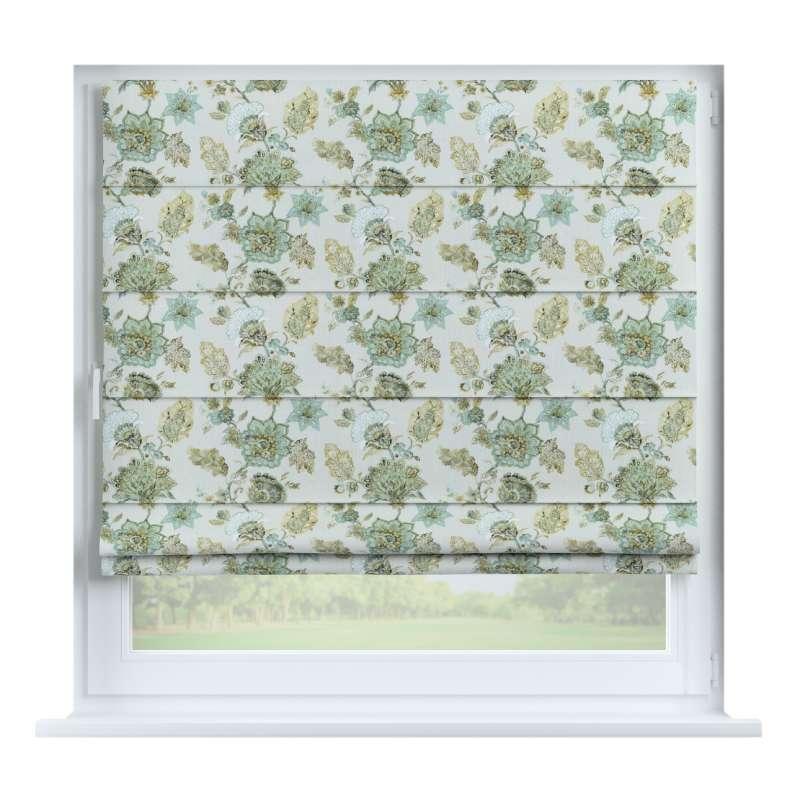 Raffrollo Capri von der Kollektion Flowers, Stoff: 143-67