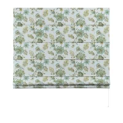 Rímska roleta Capri V kolekcii Flowers, tkanina: 143-67