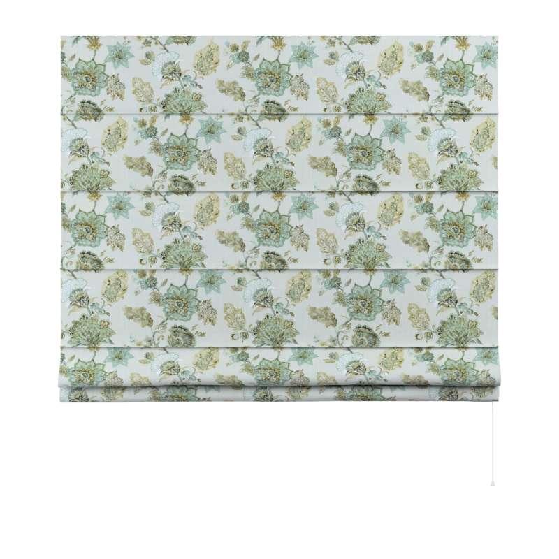 Vouwgordijn Capri van de collectie Flowers, Stof: 143-67