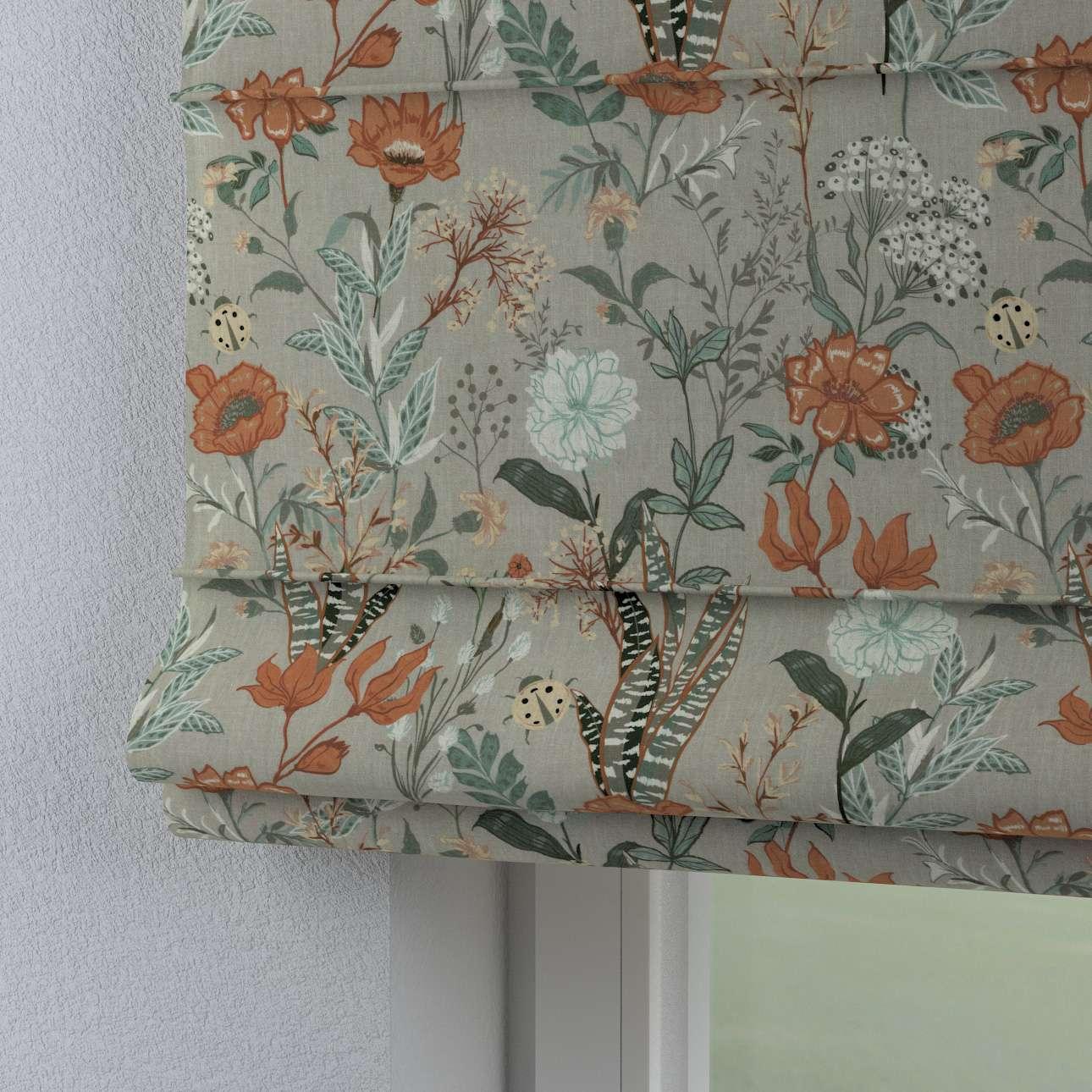Roleta rzymska Capri w kolekcji Flowers, tkanina: 143-70