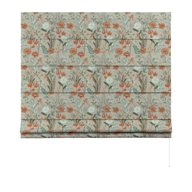 Raffrollo Capri von der Kollektion Flowers, Stoff: 143-70