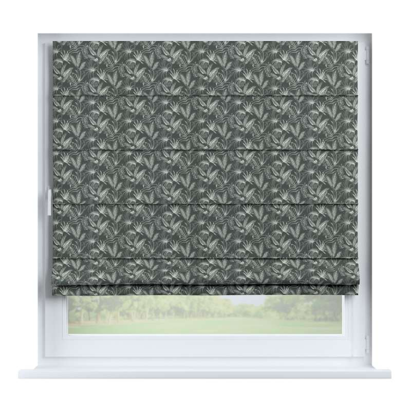 Capri roman blind in collection Flowers, fabric: 143-73