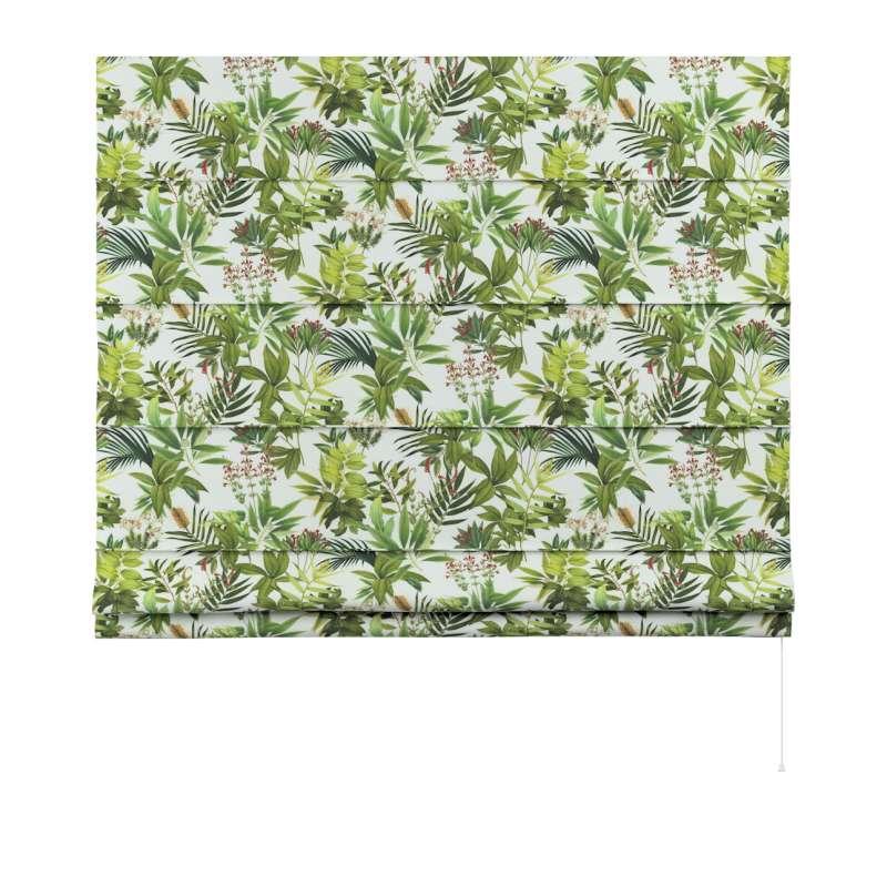 Capri roman blind in collection Tropical Island, fabric: 143-69