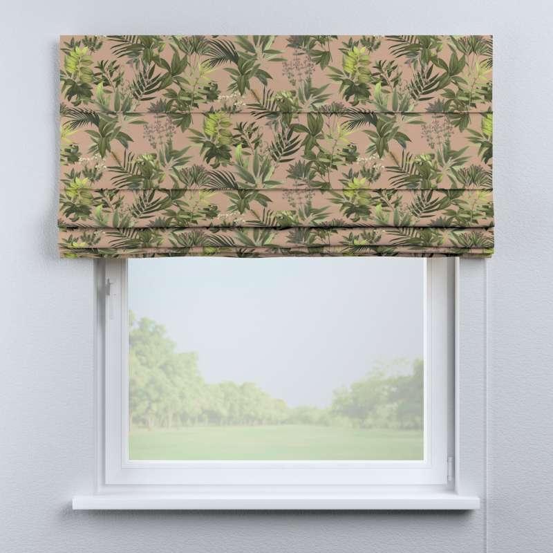 Capri roman blind in collection Tropical Island, fabric: 143-71
