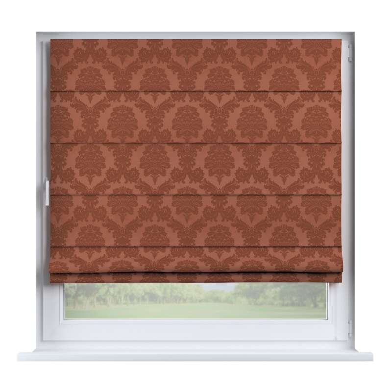 Capri roman blind in collection Damasco, fabric: 613-88
