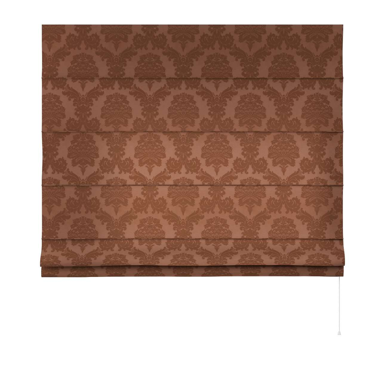 Capri roman blind 80 x 170 cm (31.5 x 67 inch) in collection Damasco, fabric: 613-88