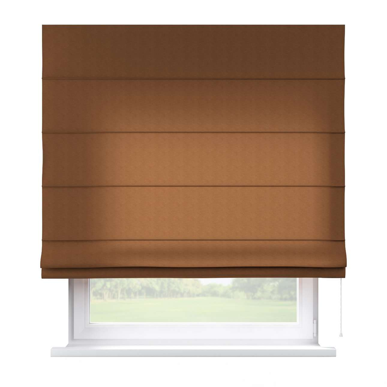 Capri roman blind 80 x 170 cm (31.5 x 67 inch) in collection Jupiter, fabric: 127-88