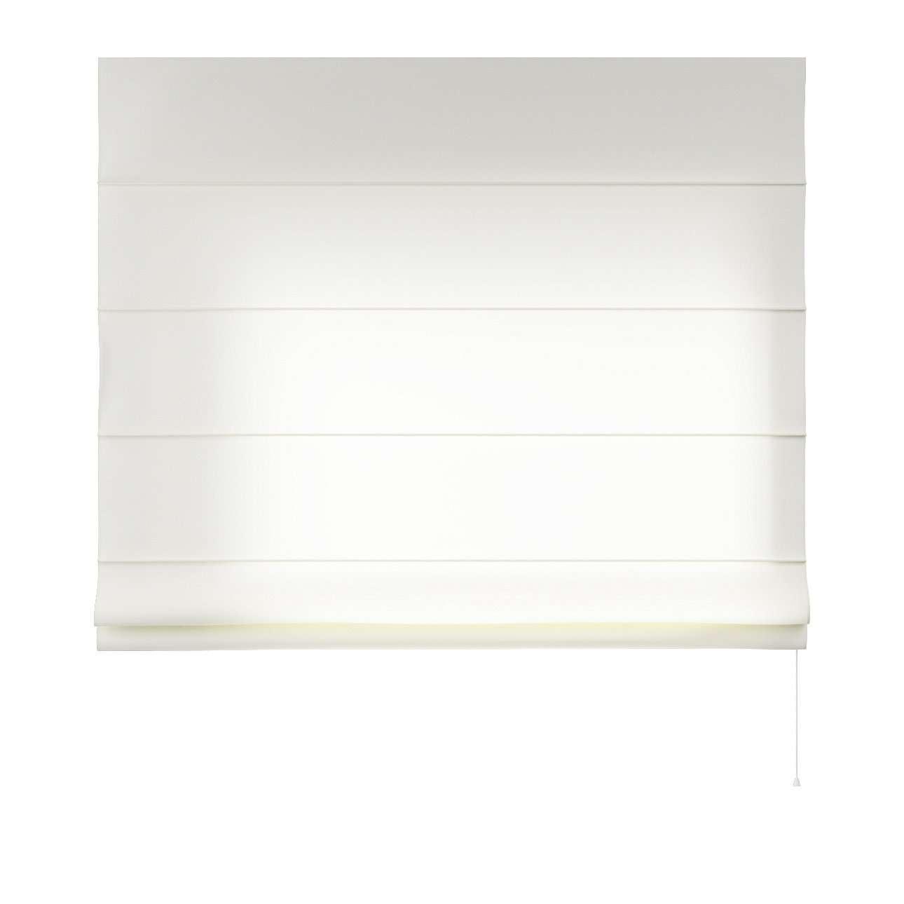 Foldegardin Capri<br/>Uden flæsekant 80 x 170 cm fra kollektionen Jupiter, Stof: 127-00