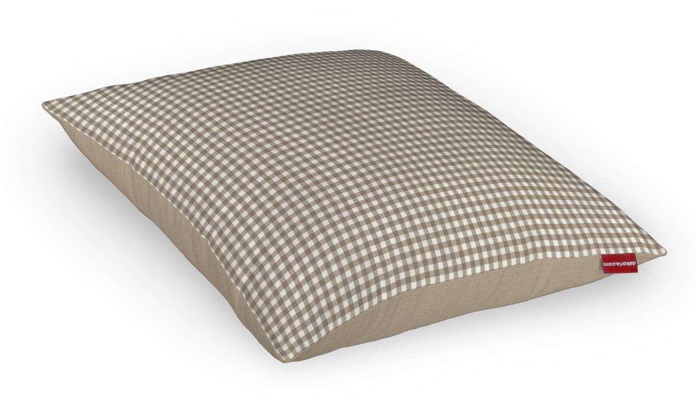 Kinga DUO dekoratyvinės pagalvėlės  43x43cm kolekcijoje Quadro, audinys: 136-05
