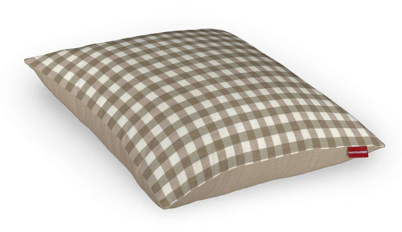 Kinga DUO dekoratyvinės pagalvėlės  43x43cm kolekcijoje Quadro, audinys: 136-06