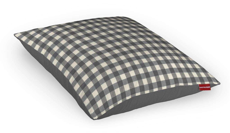 Kinga DUO dekoratyvinės pagalvėlės  43x43cm kolekcijoje Quadro, audinys: 136-11