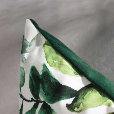 Poszewka Kinga dwukolorowa w kolekcji Velvet, tkanina: 704-20
