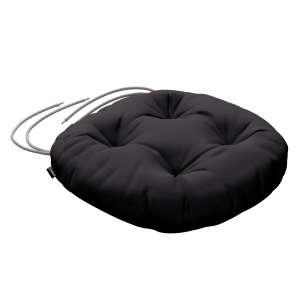 Kėdės pagalvėlė Adam  skersmuo 37x8cm kolekcijoje Cotton Panama, audinys: 702-09