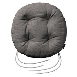 Kėdės pagalvėlė Adam  skersmuo 37x8cm kolekcijoje Edinburgh , audinys: 115-77
