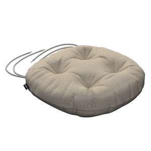 Kėdės pagalvėlė Adam  skersmuo 37x8cm kolekcijoje Edinburgh , audinys: 115-78