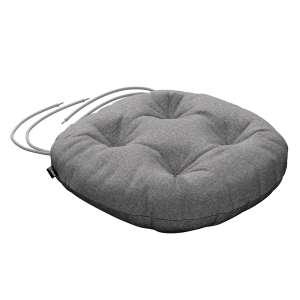 Kėdės pagalvėlė Adam  skersmuo 37x8cm kolekcijoje Edinburgh , audinys: 115-81