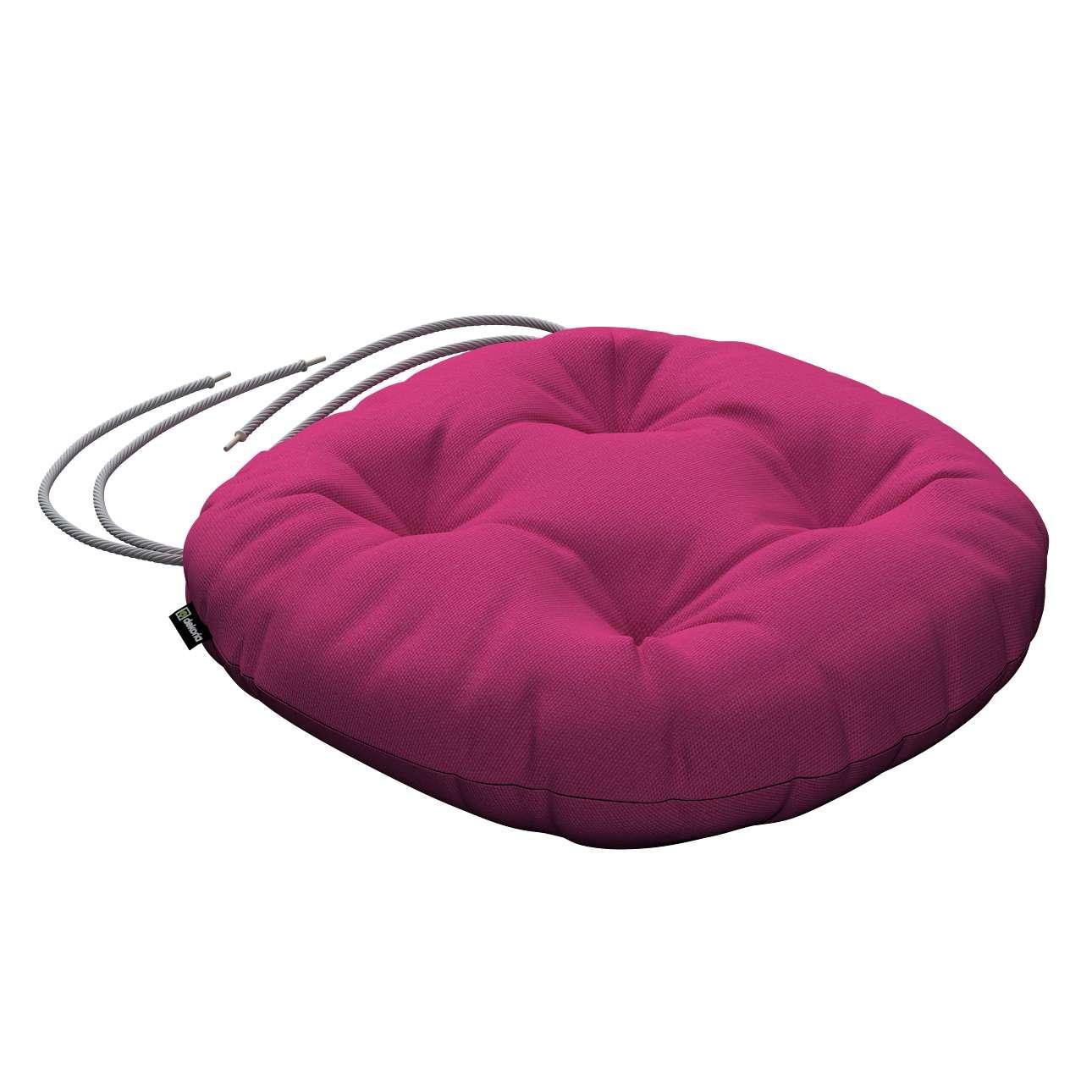 Kėdės pagalvėlė Adam  skersmuo 37x8cm kolekcijoje Loneta , audinys: 133-60