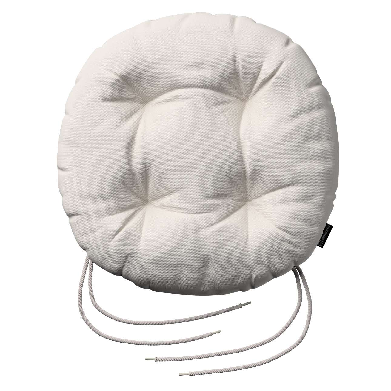 Kėdės pagalvėlė Adam  skersmuo 37x8cm kolekcijoje Etna , audinys: 705-01