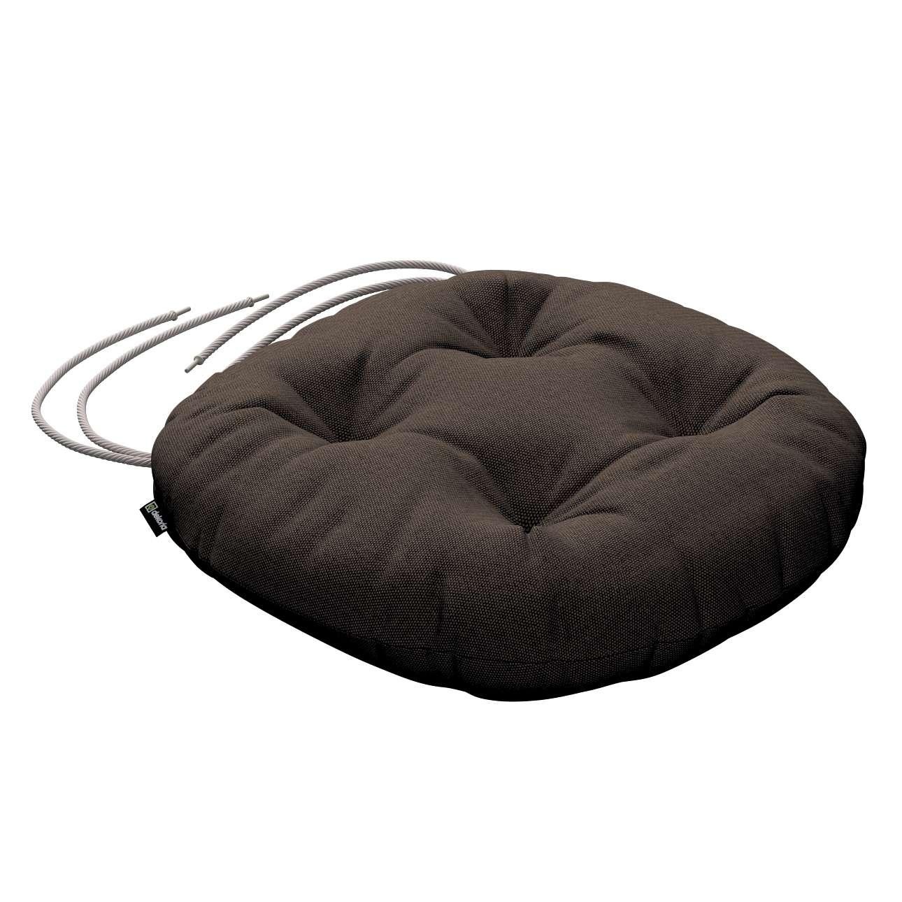 Kėdės pagalvėlė Adam  skersmuo 37x8cm kolekcijoje Etna , audinys: 705-08