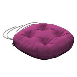 Kėdės pagalvėlė Adam  skersmuo 37x8cm kolekcijoje Etna , audinys: 705-23