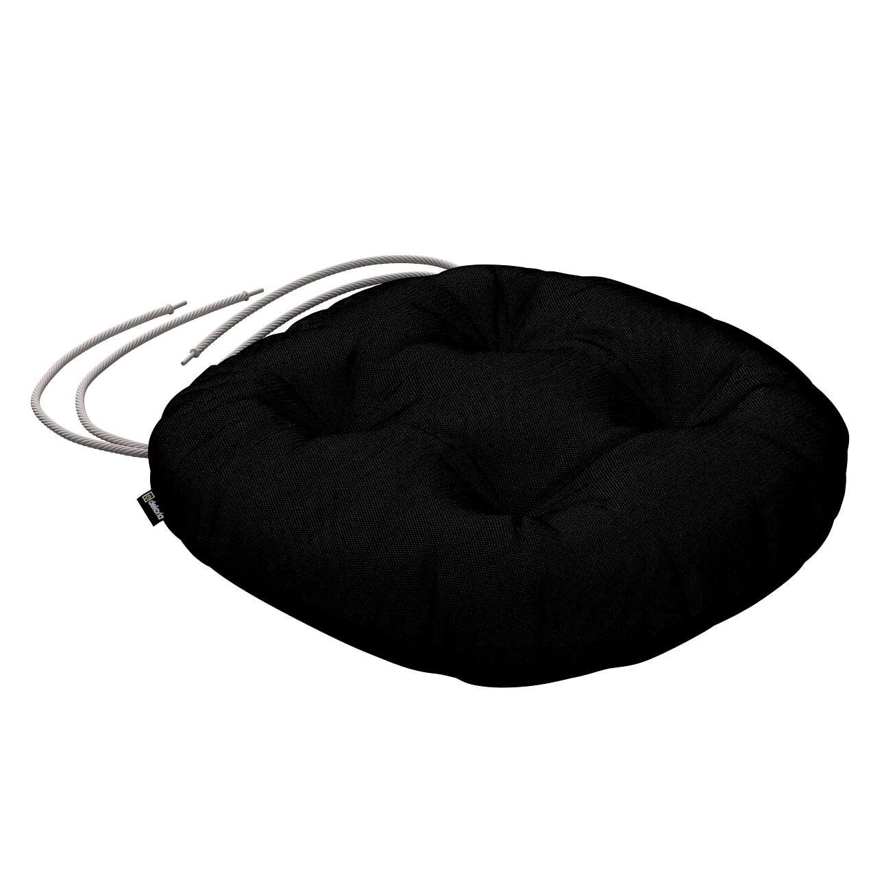 Kėdės pagalvėlė Adam  skersmuo 37x8cm kolekcijoje Etna , audinys: 705-00