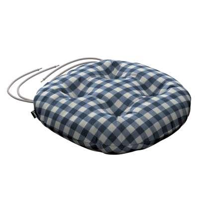 Siedzisko Adam na krzesło w kolekcji Quadro, tkanina: 136-01