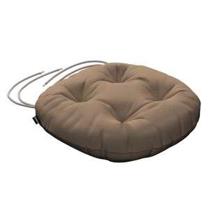 Kėdės pagalvėlė Adam  skersmuo 37x8cm kolekcijoje Quadro, audinys: 136-09