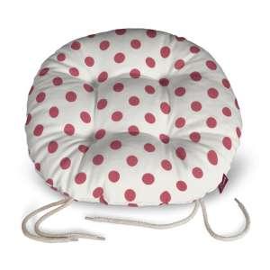 Kėdės pagalvėlė Adam  skersmuo 37x8cm kolekcijoje Ashley , audinys: 137-70