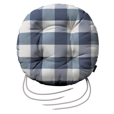 Siedzisko Adam na krzesło w kolekcji Quadro, tkanina: 136-03