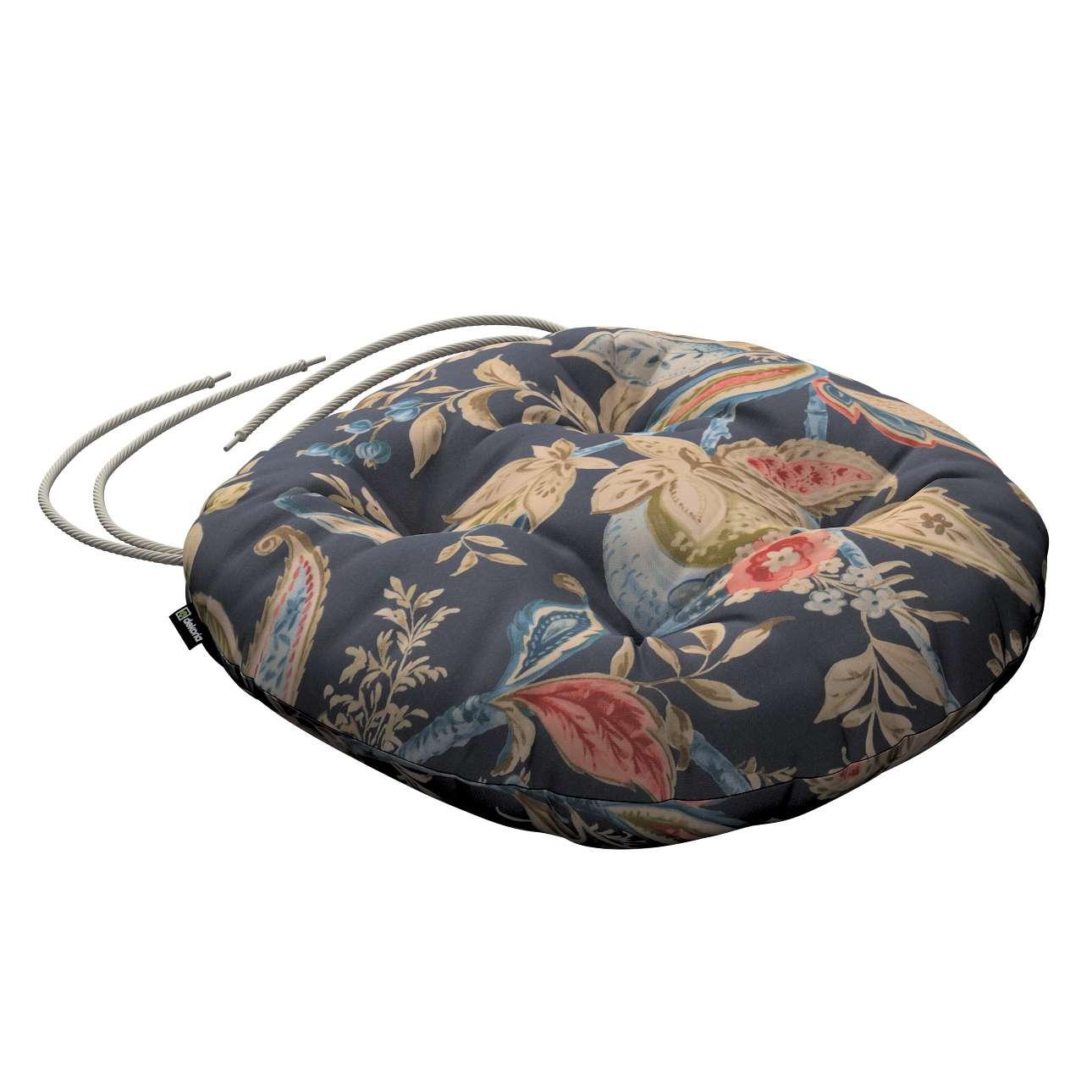 Siedzisko Adam na krzesło w kolekcji Gardenia, tkanina: 142-19