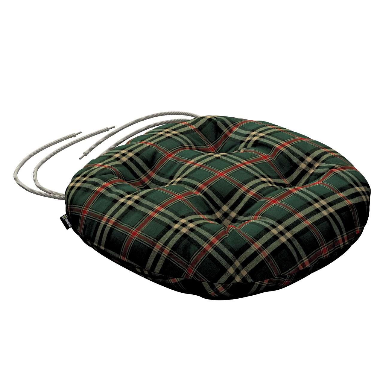 Siedzisko Adam na krzesło w kolekcji Bristol, tkanina: 142-69
