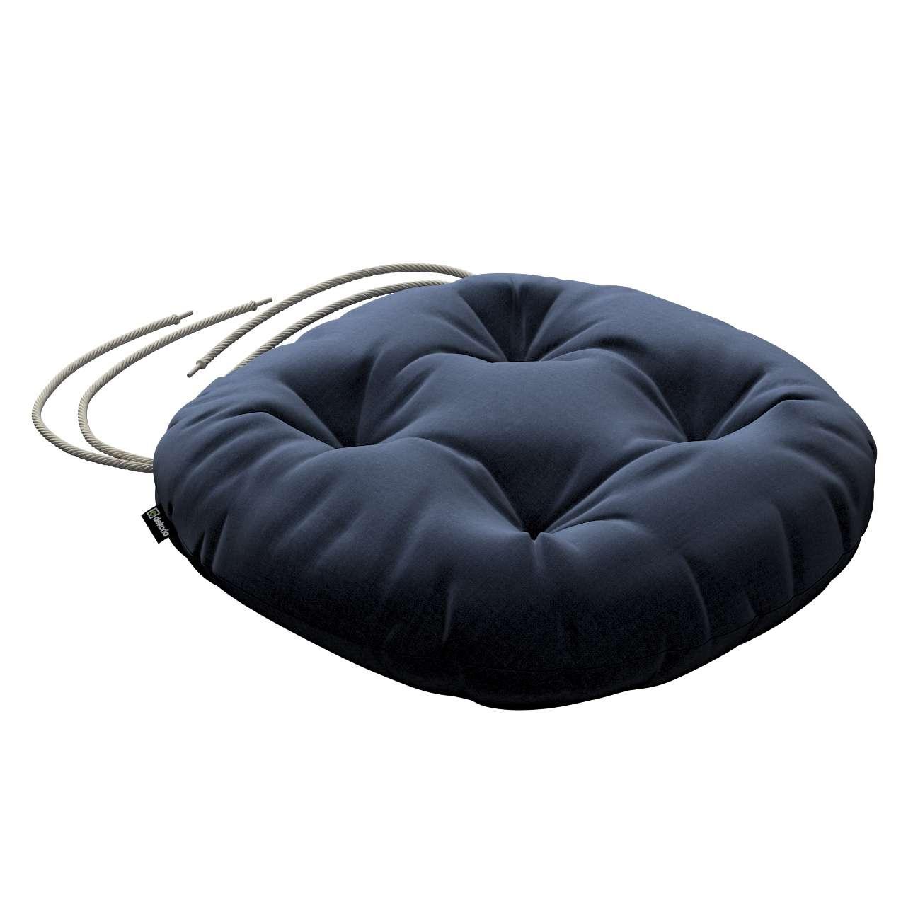Siedzisko Adam na krzesło w kolekcji Ingrid, tkanina: 705-39