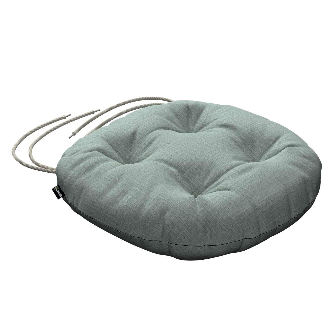 Siedzisko Adam na krzesło w kolekcji Living, tkanina: 160-86