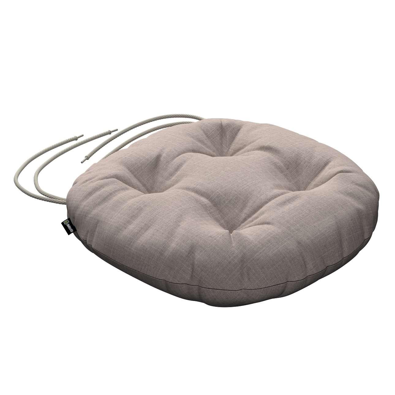 Siedzisko Adam na krzesło w kolekcji Living, tkanina: 160-85